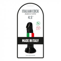 "DILDO ITALIAN COCK 4,5""..."