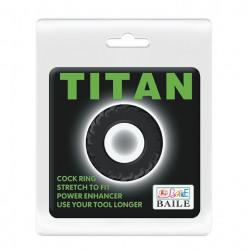 PIERŚCIEŃ TITAN COCK RING...