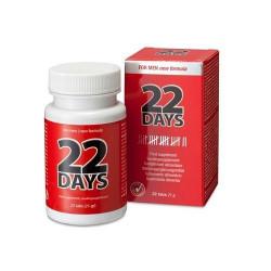 SUPL.DIETY 22 DAYS 22 TABLETKI