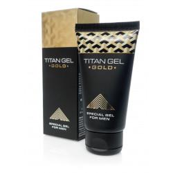 ŻEL TITAN GEL GOLD 50ML.(...