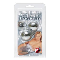 KULKI BASIC LOVEBALLS SILBER