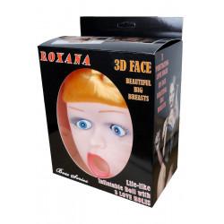 LALKA ROXANA 3D FACE 165 CM