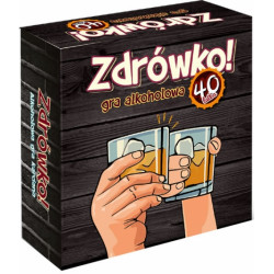 GRA ALKOHOLOWA ZDRÓWKO 40...